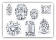 ALL SHAPES OF DIAMONDS AVAILABLE